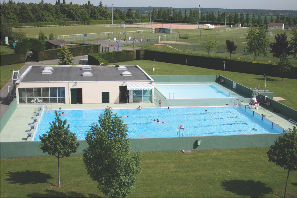 Piscine chevreuse for Piscine orsay